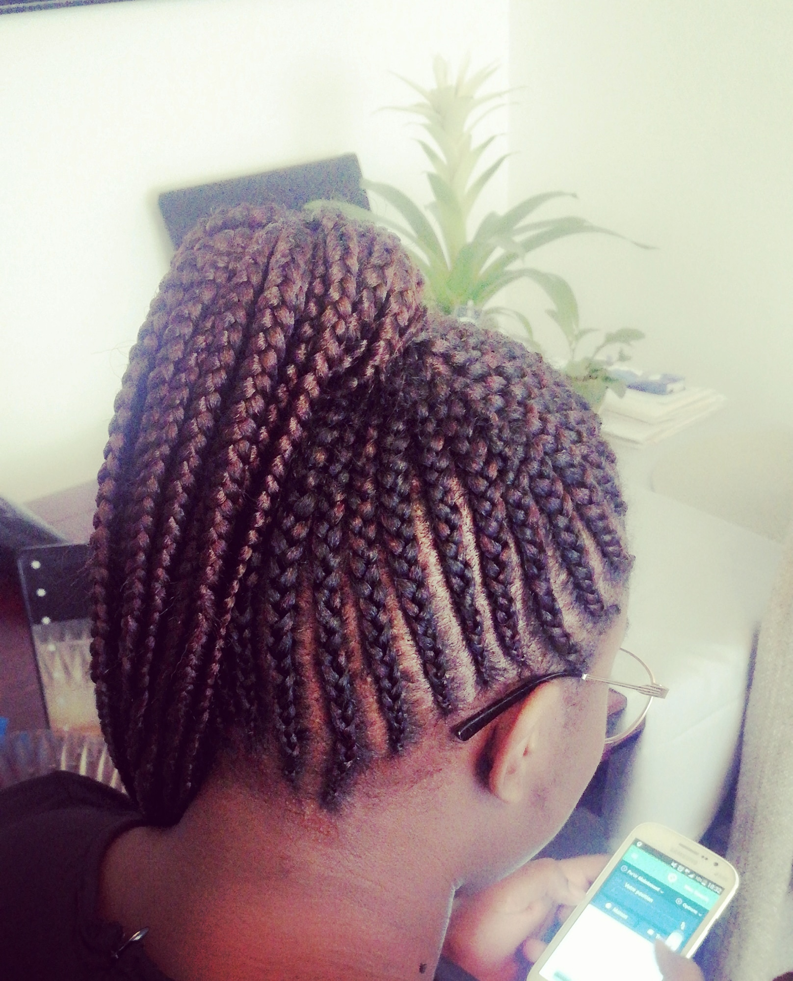 salon de coiffure afro tresse tresses box braids crochet braids vanilles tissages paris 75 77 78 91 92 93 94 95 JWHPHGCY
