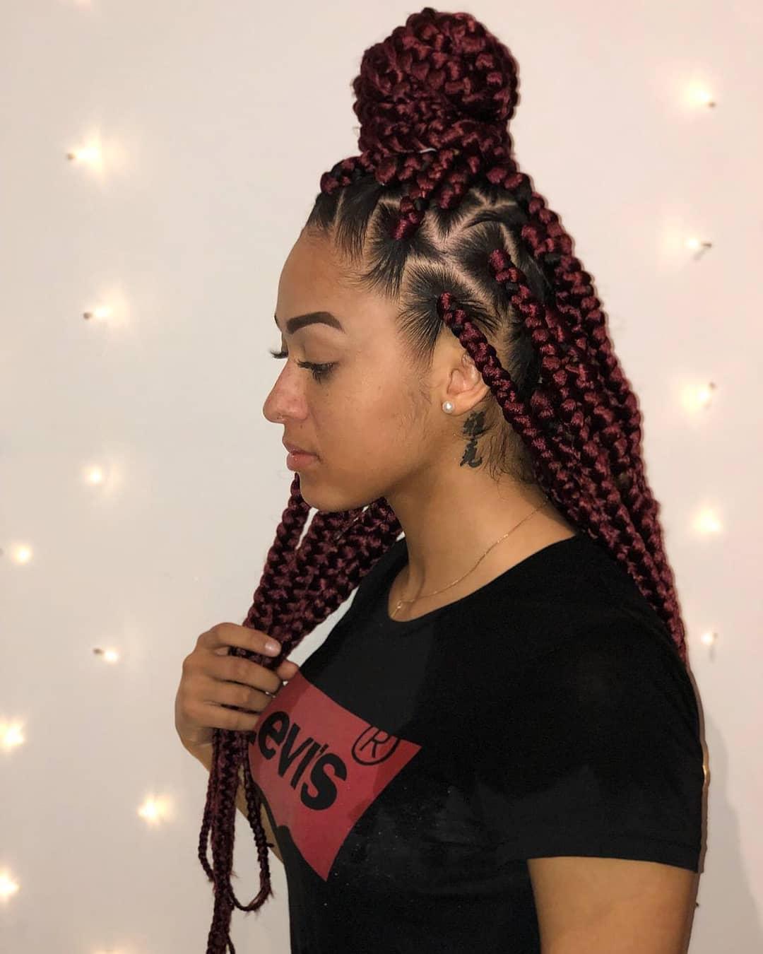 salon de coiffure afro tresse tresses box braids crochet braids vanilles tissages paris 75 77 78 91 92 93 94 95 WILHRVYV
