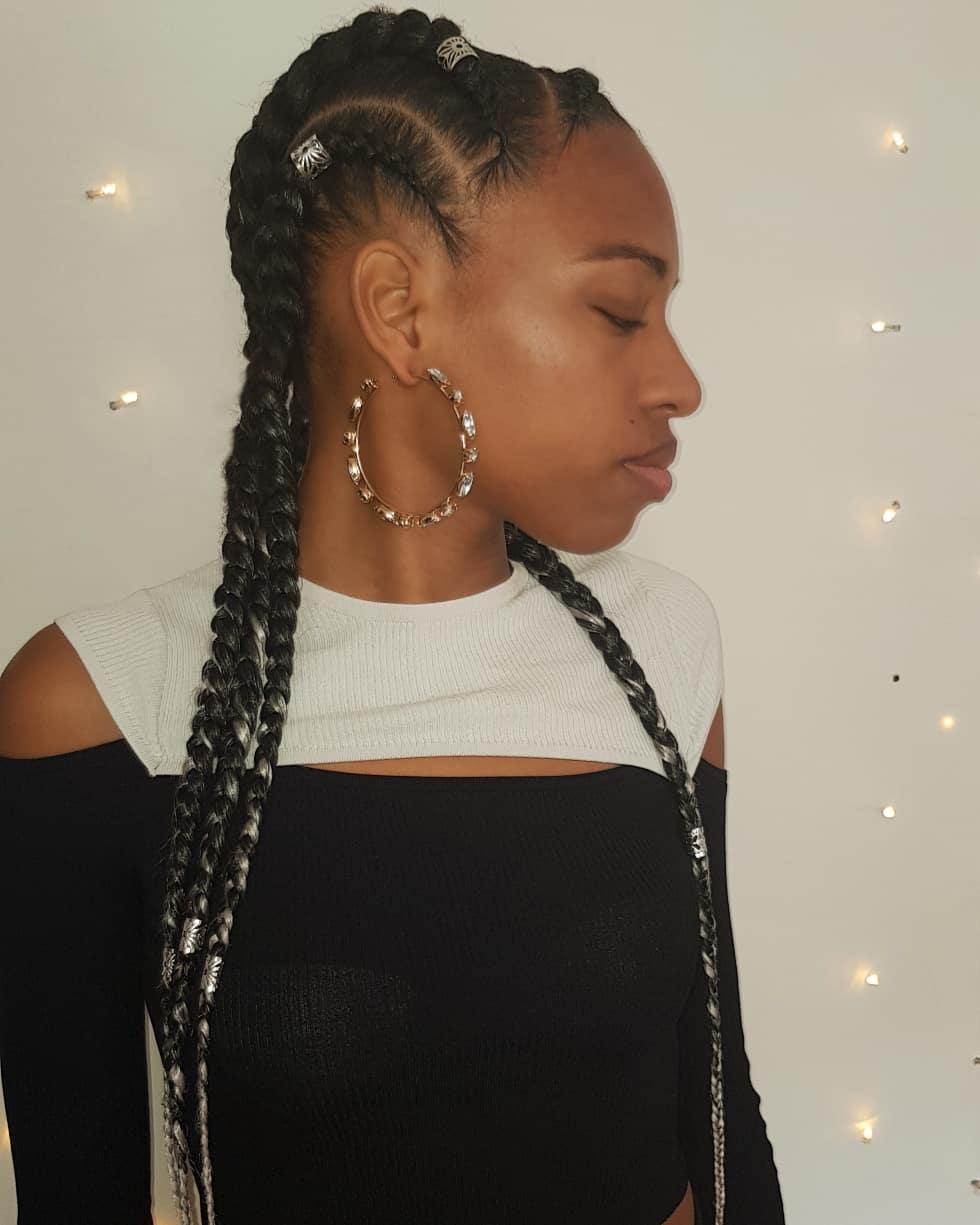 salon de coiffure afro tresse tresses box braids crochet braids vanilles tissages paris 75 77 78 91 92 93 94 95 PTKESQYN