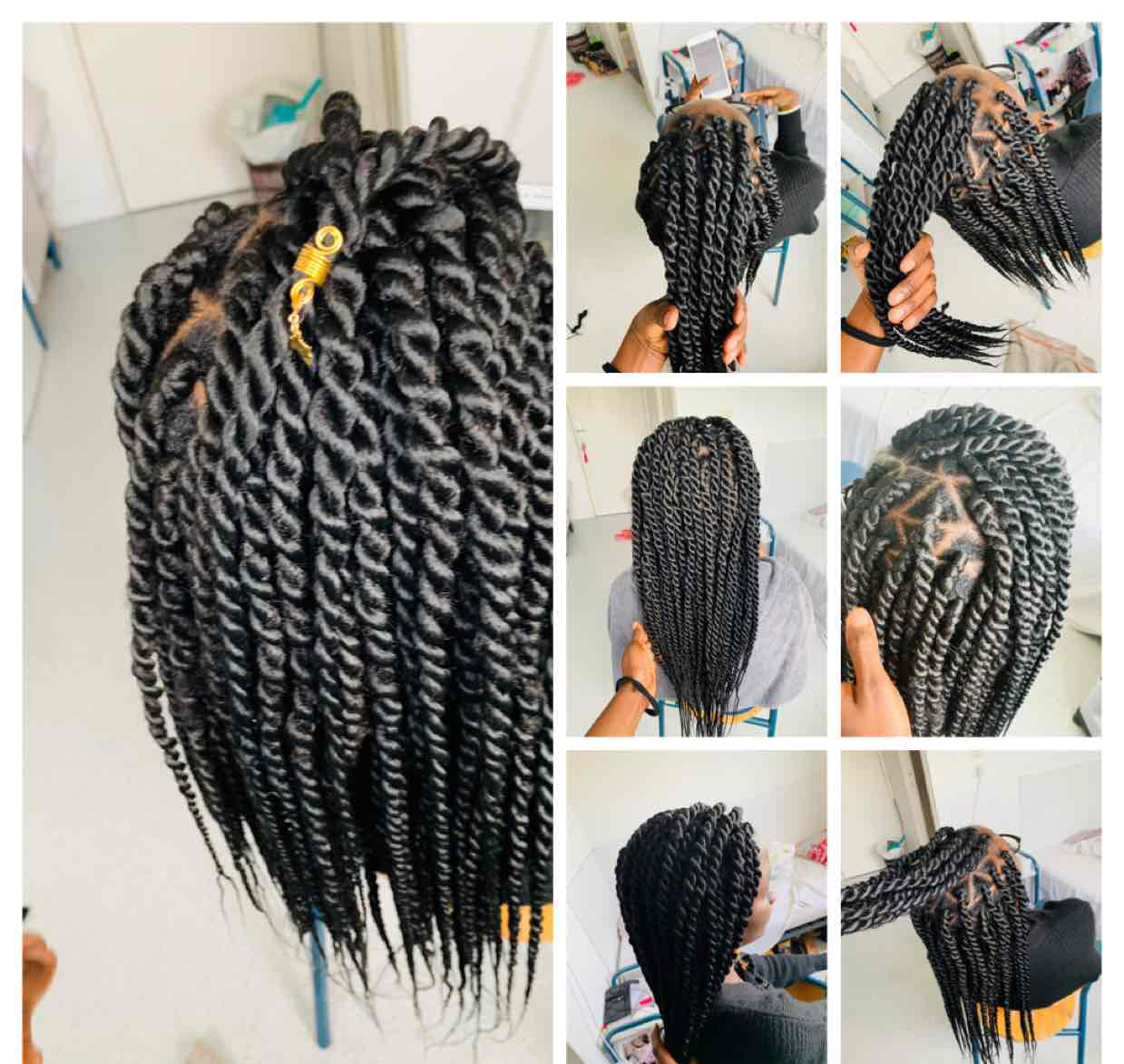 salon de coiffure afro tresse tresses box braids crochet braids vanilles tissages paris 75 77 78 91 92 93 94 95 QIYNYANH