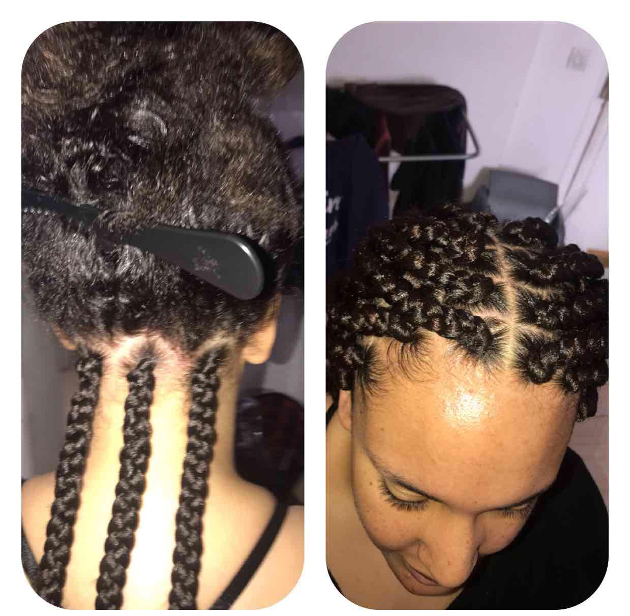 salon de coiffure afro tresse tresses box braids crochet braids vanilles tissages paris 75 77 78 91 92 93 94 95 GUIVJXVQ