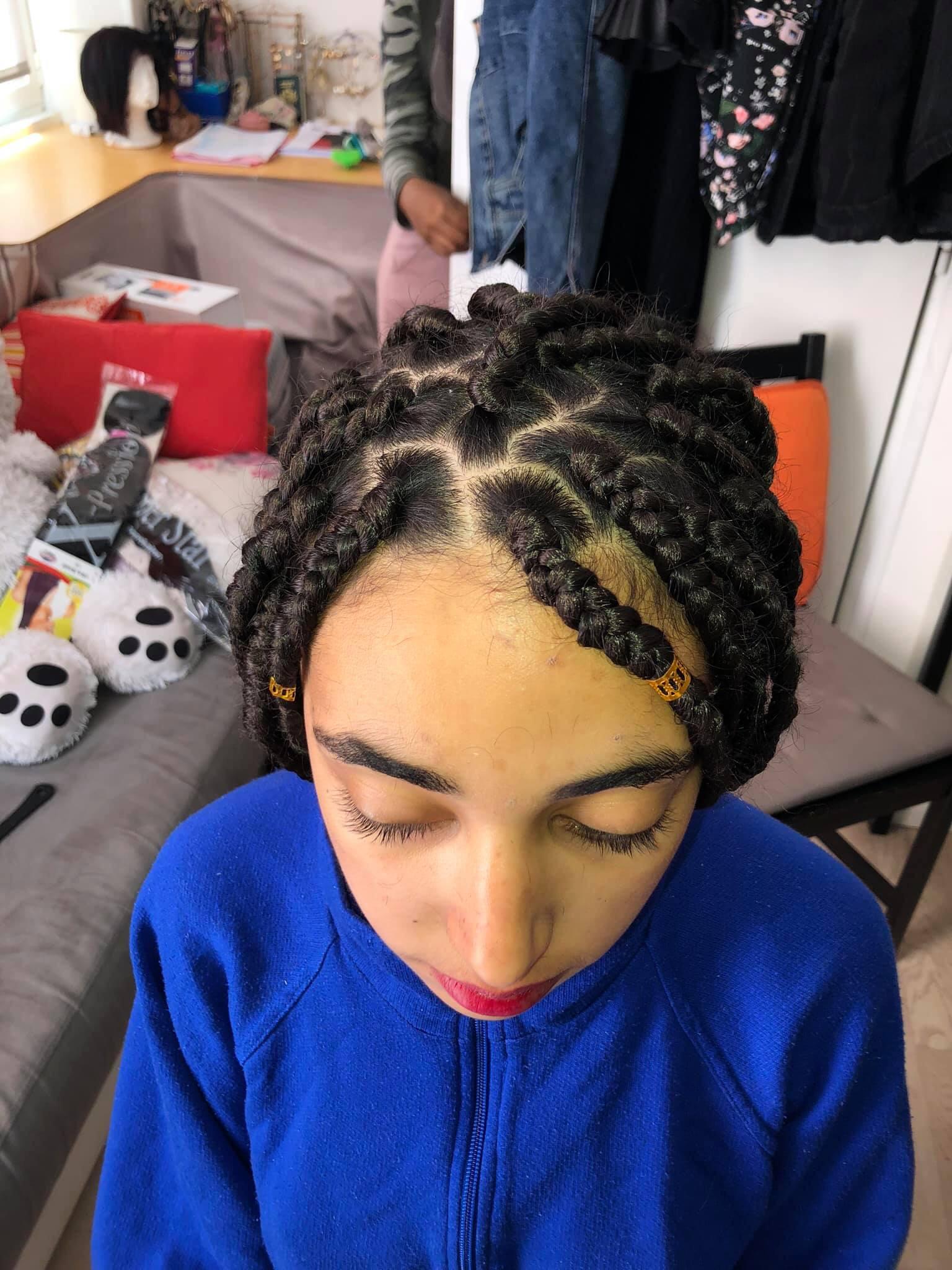 salon de coiffure afro tresse tresses box braids crochet braids vanilles tissages paris 75 77 78 91 92 93 94 95 APFZLAJF