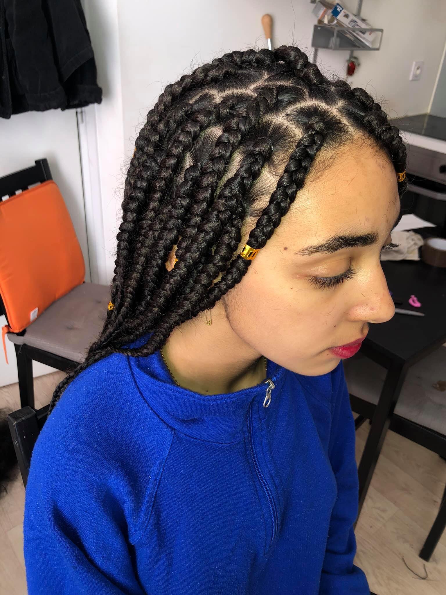 salon de coiffure afro tresse tresses box braids crochet braids vanilles tissages paris 75 77 78 91 92 93 94 95 LPMGOUMI