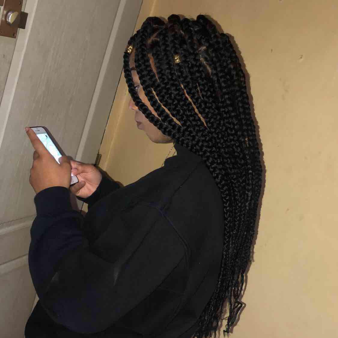 salon de coiffure afro tresse tresses box braids crochet braids vanilles tissages paris 75 77 78 91 92 93 94 95 XFAPNZGR