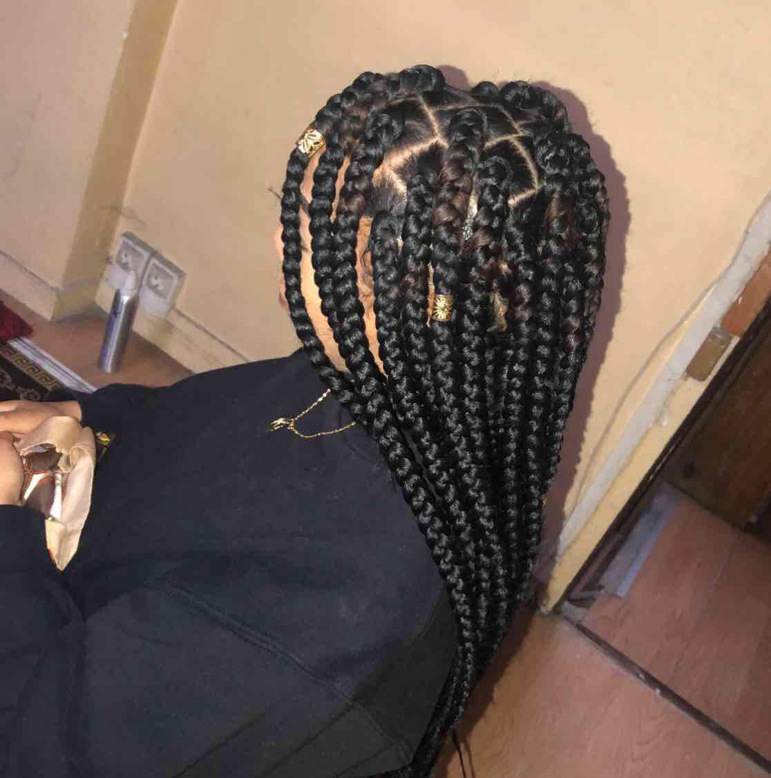 salon de coiffure afro tresse tresses box braids crochet braids vanilles tissages paris 75 77 78 91 92 93 94 95 MUWXOIJU