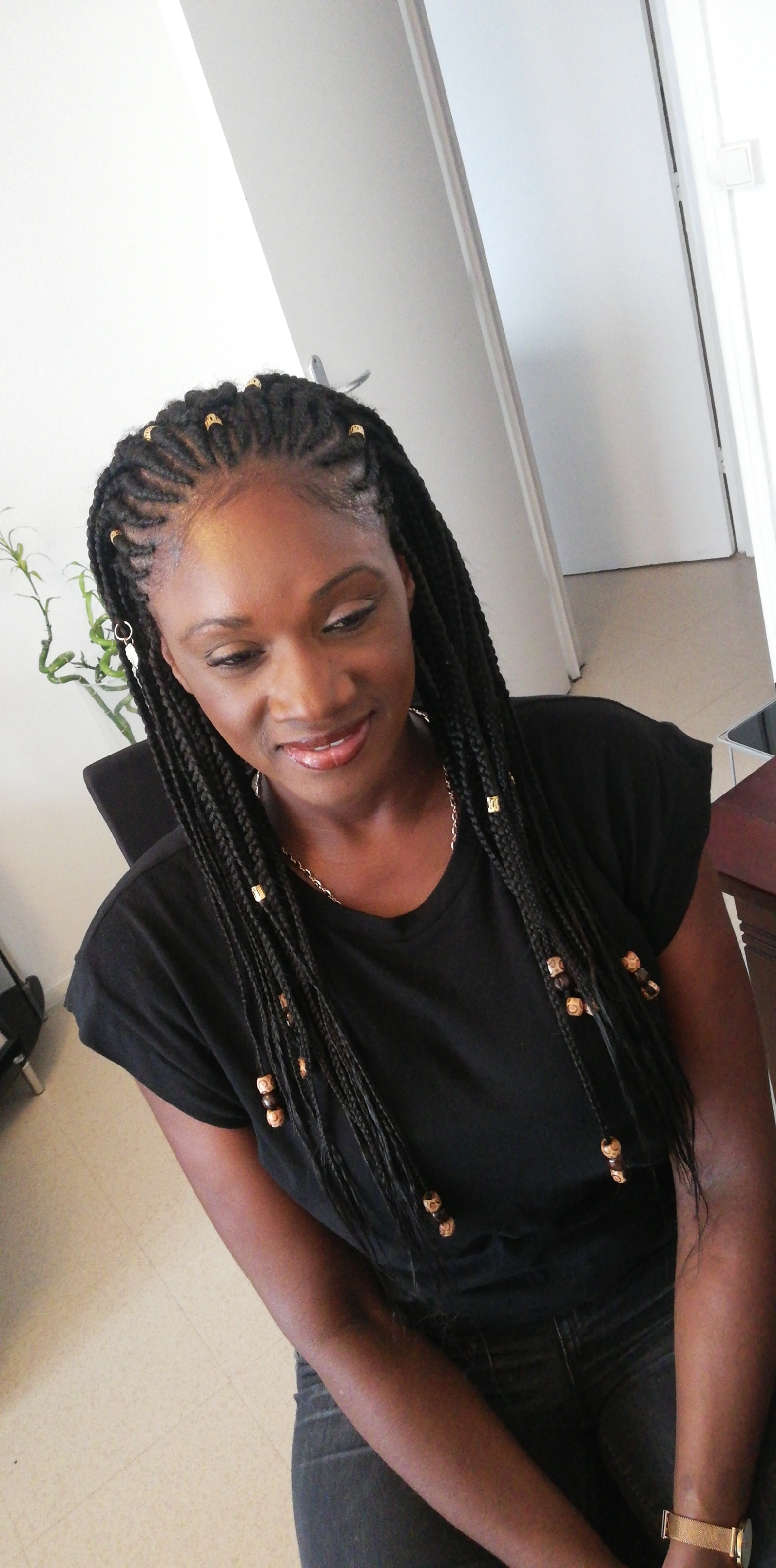 salon de coiffure afro tresse tresses box braids crochet braids vanilles tissages paris 75 77 78 91 92 93 94 95 TNXHURBO