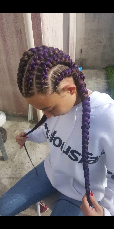 salon de coiffure afro tresse tresses box braids crochet braids vanilles tissages paris 75 77 78 91 92 93 94 95 XYMTDAPW