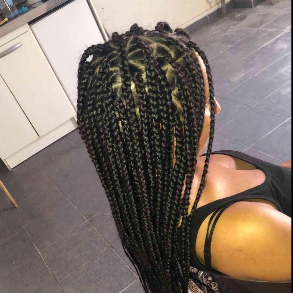 salon de coiffure afro tresse tresses box braids crochet braids vanilles tissages paris 75 77 78 91 92 93 94 95 AXFIBIFV