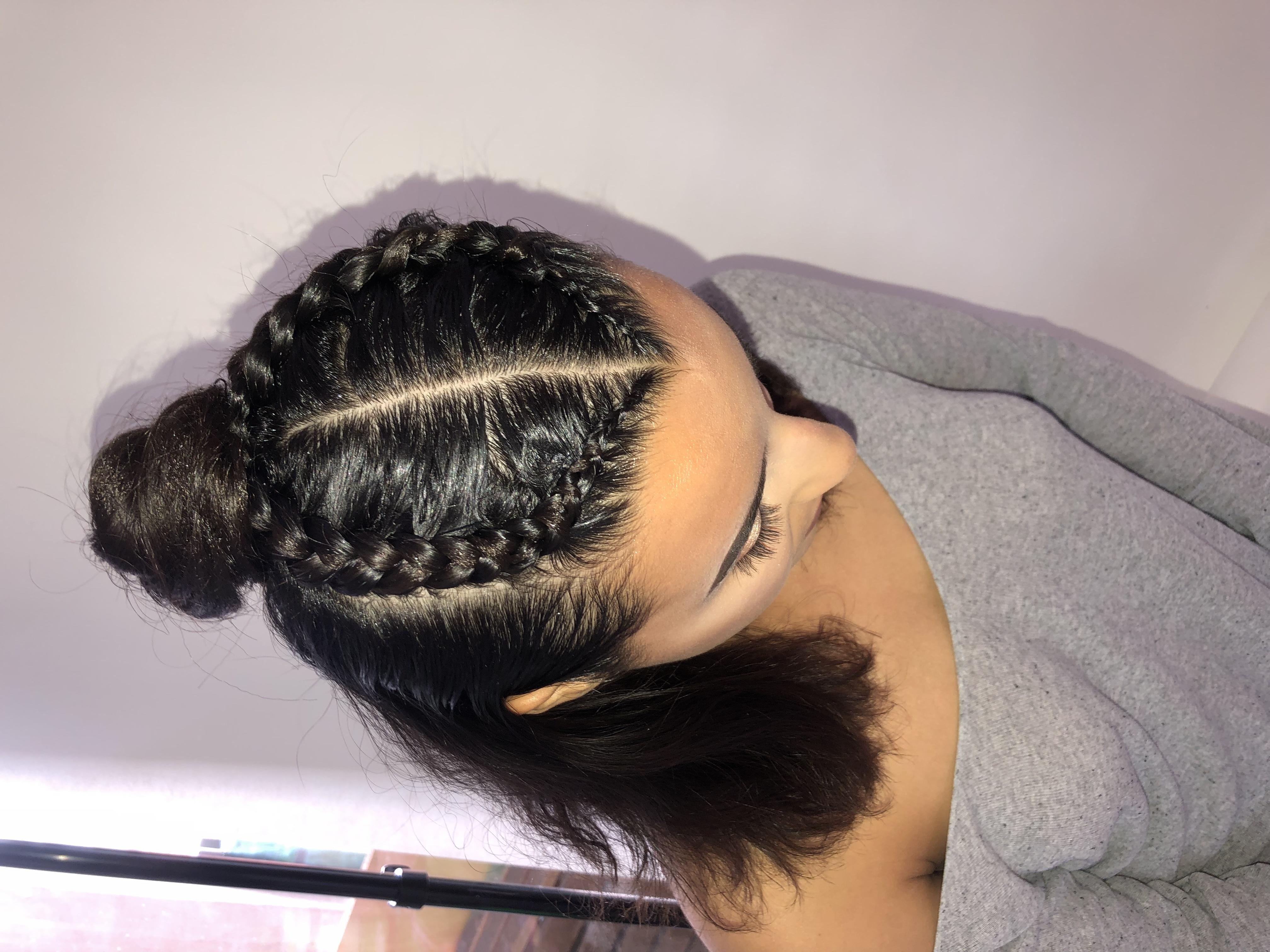 salon de coiffure afro tresse tresses box braids crochet braids vanilles tissages paris 75 77 78 91 92 93 94 95 TINGHPZP