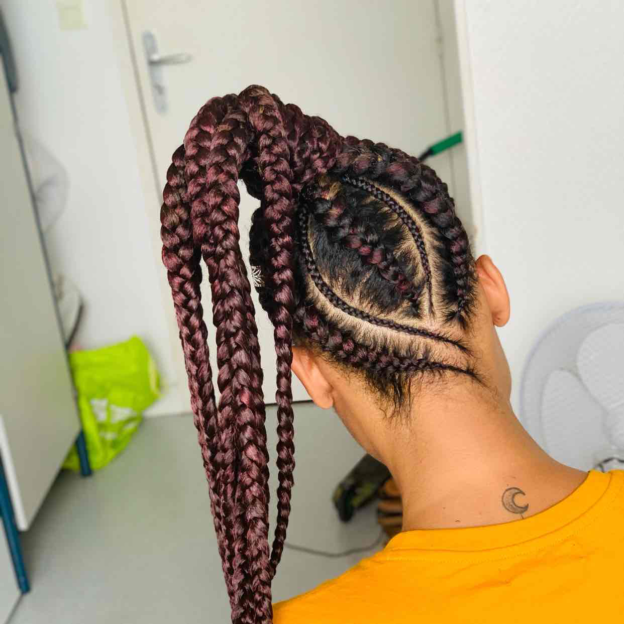 salon de coiffure afro tresse tresses box braids crochet braids vanilles tissages paris 75 77 78 91 92 93 94 95 VUMZEIXX