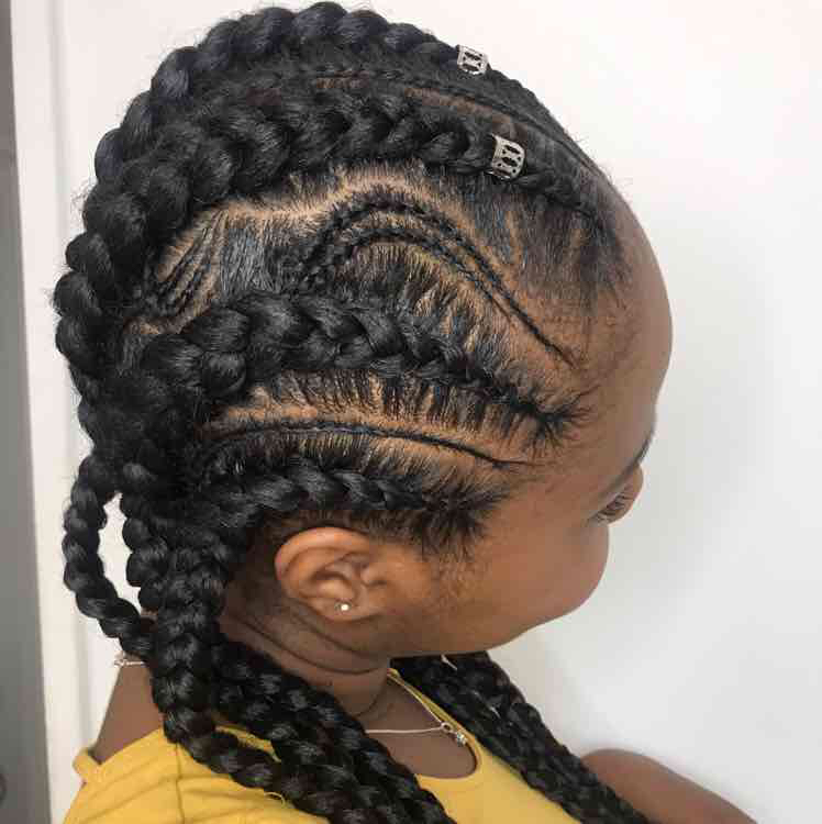salon de coiffure afro tresse tresses box braids crochet braids vanilles tissages paris 75 77 78 91 92 93 94 95 AMLHPPZI