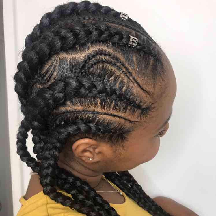 salon de coiffure afro tresse tresses box braids crochet braids vanilles tissages paris 75 77 78 91 92 93 94 95 DOMQIILS