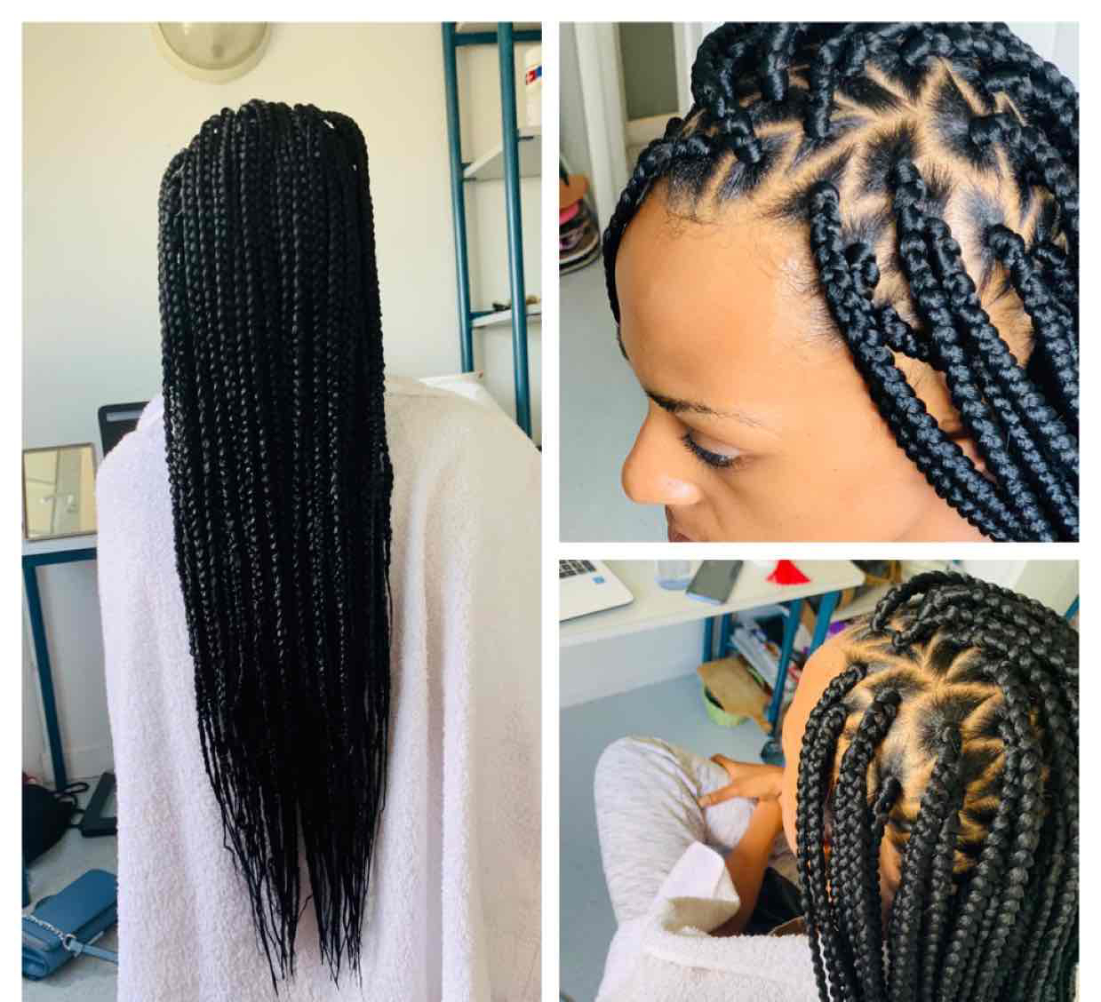 salon de coiffure afro tresse tresses box braids crochet braids vanilles tissages paris 75 77 78 91 92 93 94 95 UQQFFKNS