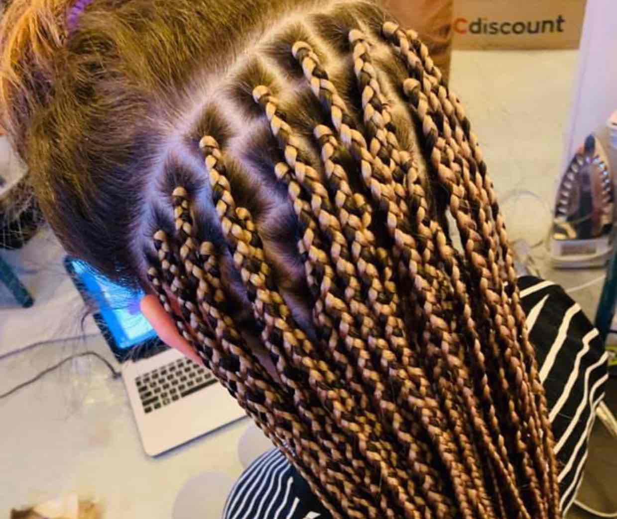 salon de coiffure afro tresse tresses box braids crochet braids vanilles tissages paris 75 77 78 91 92 93 94 95 FDQRRKBY