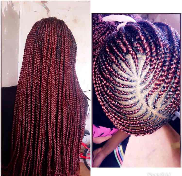salon de coiffure afro tresse tresses box braids crochet braids vanilles tissages paris 75 77 78 91 92 93 94 95 VXVYFTKD
