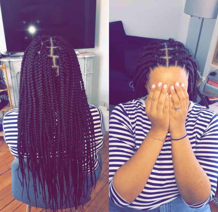 salon de coiffure afro tresse tresses box braids crochet braids vanilles tissages paris 75 77 78 91 92 93 94 95 QPVOJEVH