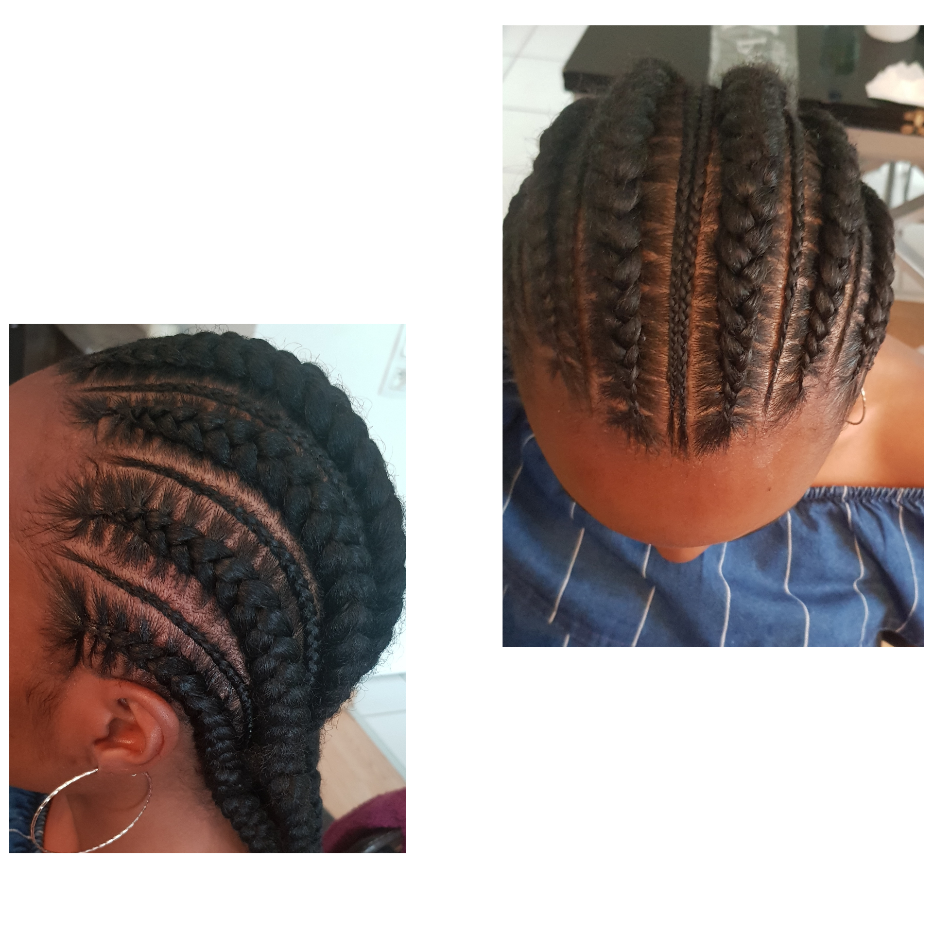 salon de coiffure afro tresse tresses box braids crochet braids vanilles tissages paris 75 77 78 91 92 93 94 95 XYHALUKY