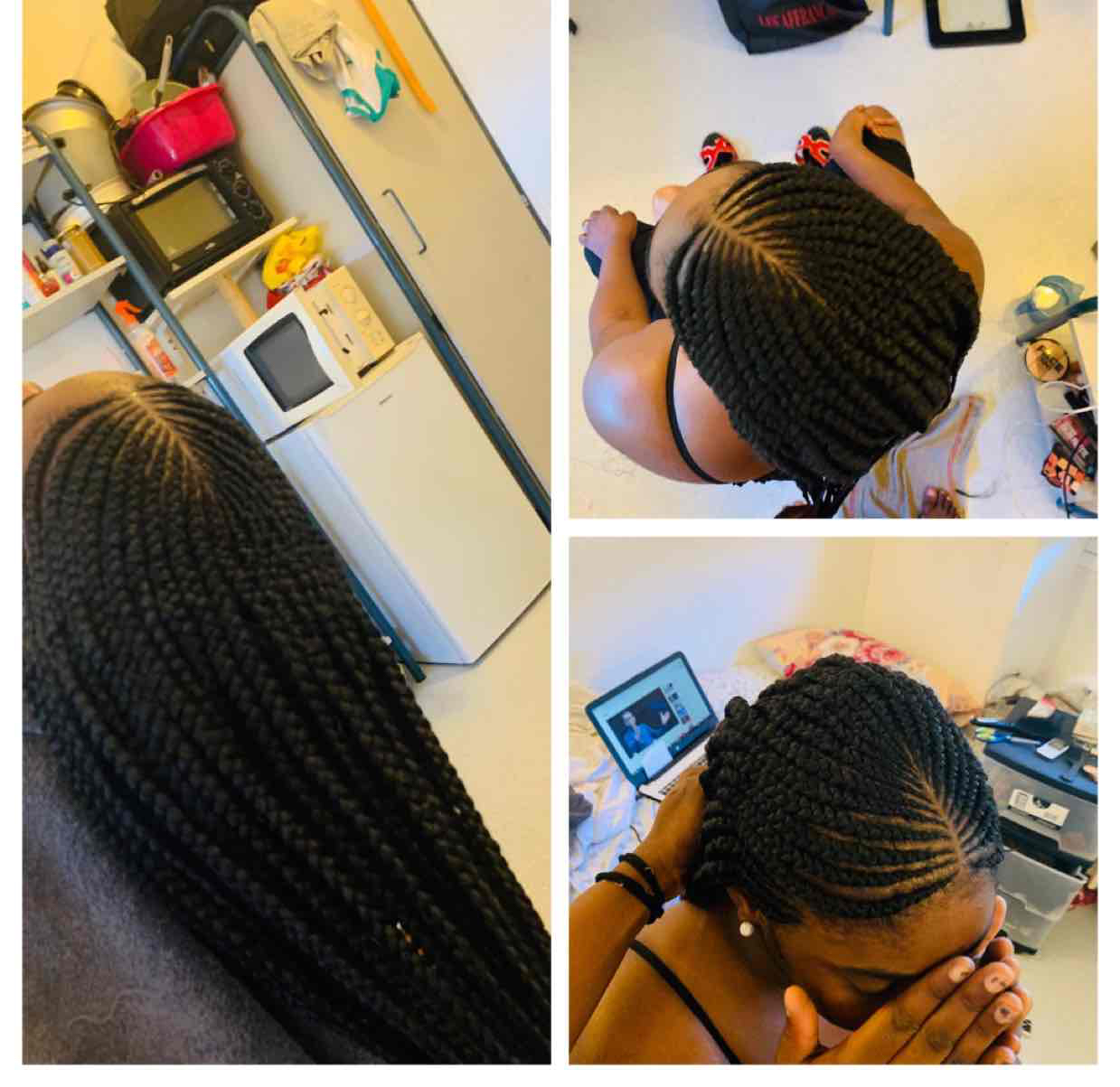 salon de coiffure afro tresse tresses box braids crochet braids vanilles tissages paris 75 77 78 91 92 93 94 95 RKQEGLYB
