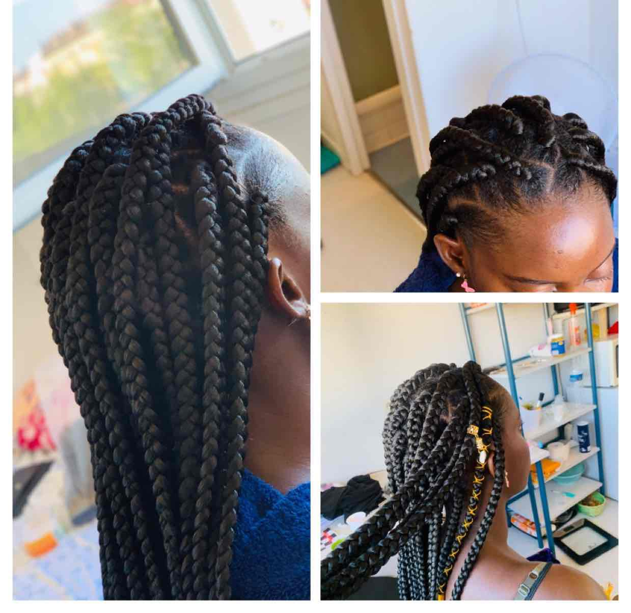 salon de coiffure afro tresse tresses box braids crochet braids vanilles tissages paris 75 77 78 91 92 93 94 95 GJRQQVOQ