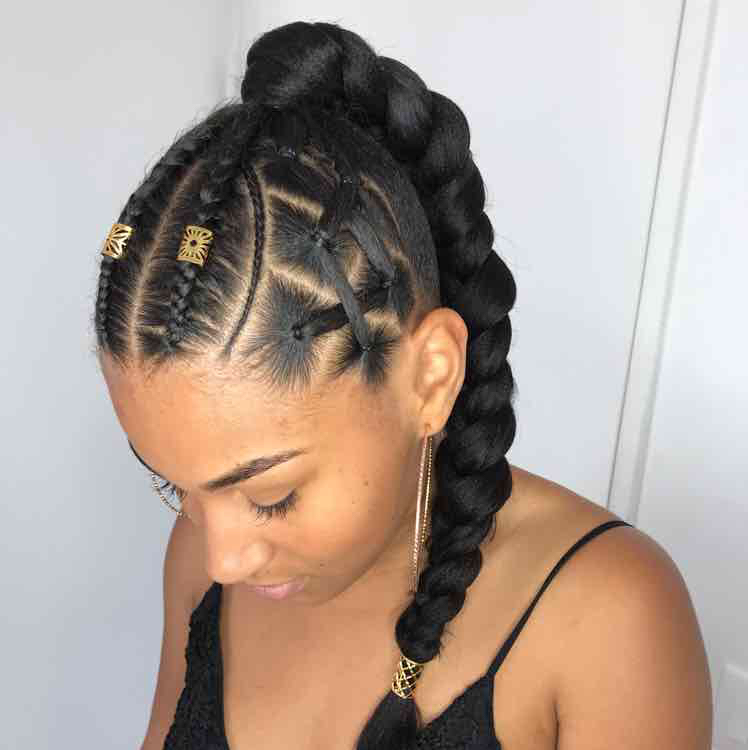 salon de coiffure afro tresse tresses box braids crochet braids vanilles tissages paris 75 77 78 91 92 93 94 95 LGBKCZNZ