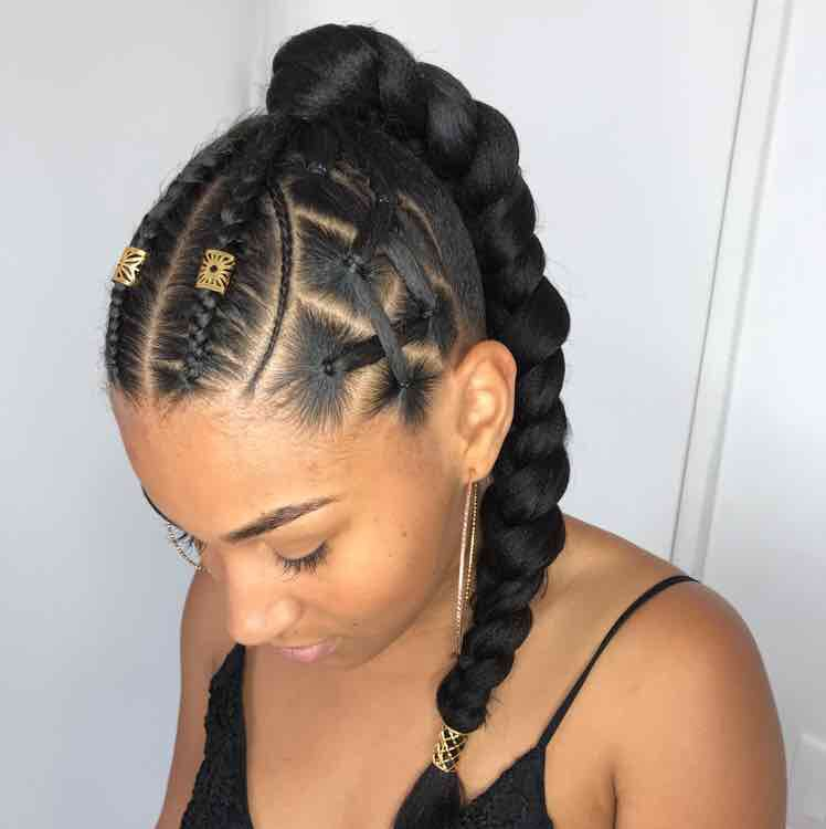 salon de coiffure afro tresse tresses box braids crochet braids vanilles tissages paris 75 77 78 91 92 93 94 95 GMCKYONF