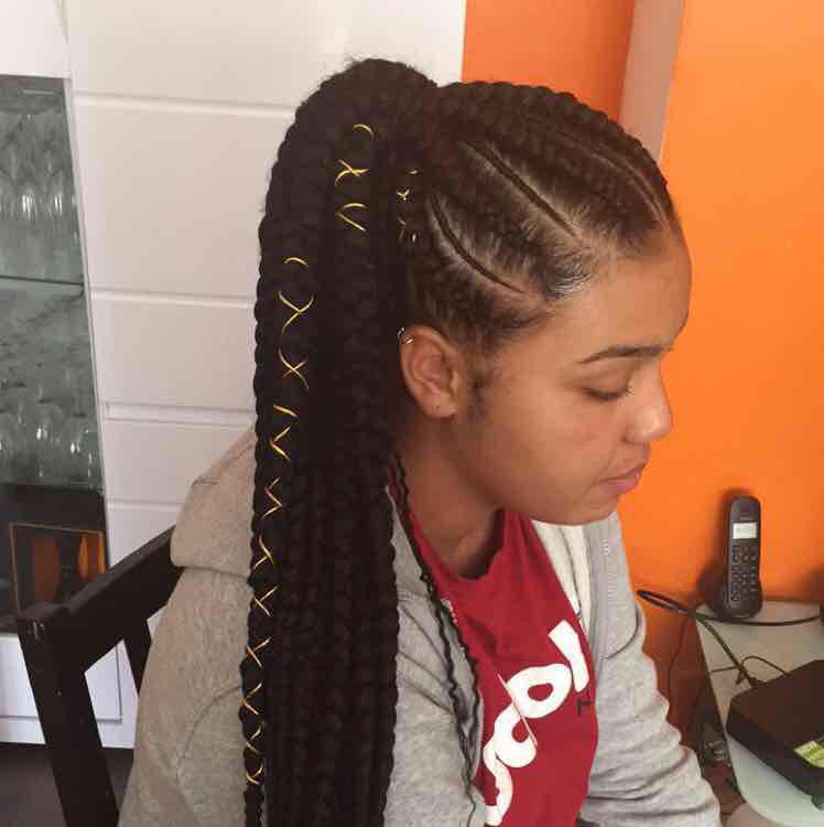 salon de coiffure afro tresse tresses box braids crochet braids vanilles tissages paris 75 77 78 91 92 93 94 95 LGUERFLA