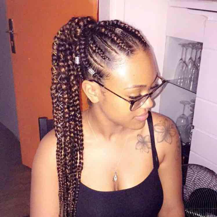 salon de coiffure afro tresse tresses box braids crochet braids vanilles tissages paris 75 77 78 91 92 93 94 95 NQSYUCLL