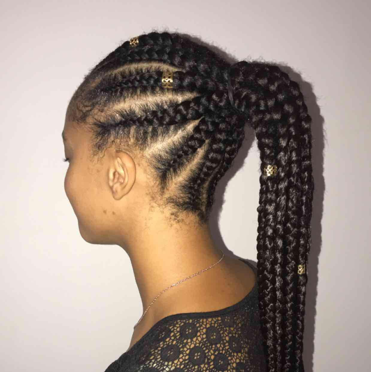 salon de coiffure afro tresse tresses box braids crochet braids vanilles tissages paris 75 77 78 91 92 93 94 95 KZINJLPP