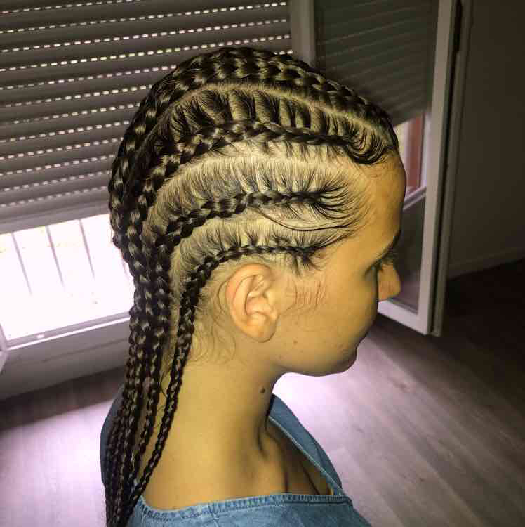 salon de coiffure afro tresse tresses box braids crochet braids vanilles tissages paris 75 77 78 91 92 93 94 95 TZAHTNHE