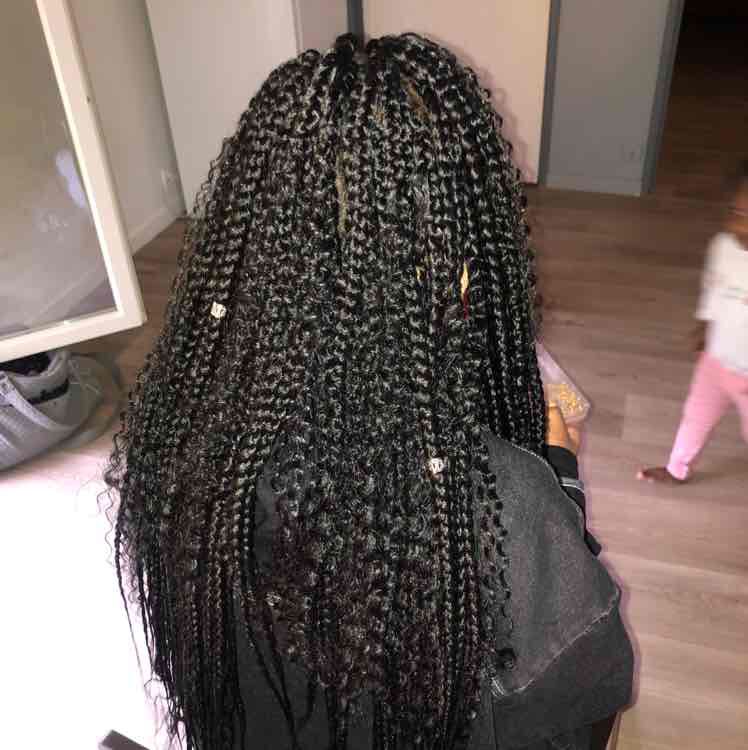 salon de coiffure afro tresse tresses box braids crochet braids vanilles tissages paris 75 77 78 91 92 93 94 95 KCHYVRZT