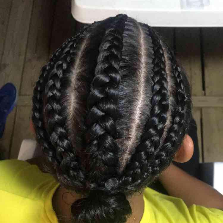 salon de coiffure afro tresse tresses box braids crochet braids vanilles tissages paris 75 77 78 91 92 93 94 95 SPYYEGPE