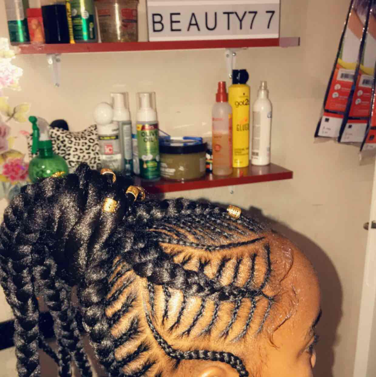 salon de coiffure afro tresse tresses box braids crochet braids vanilles tissages paris 75 77 78 91 92 93 94 95 OWQQWPPV