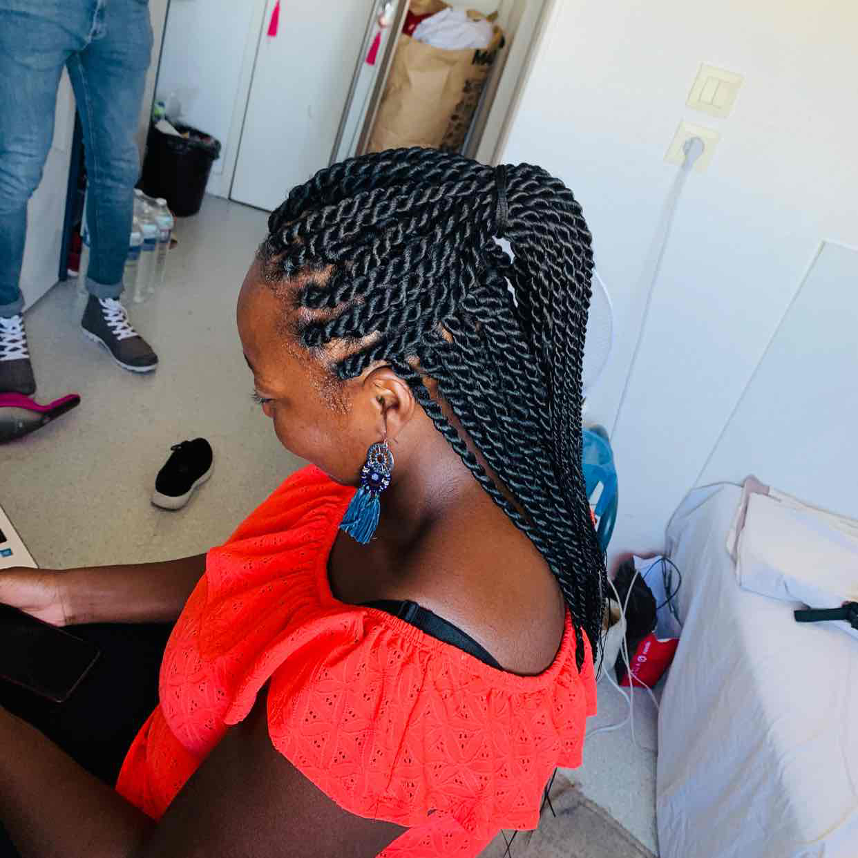 salon de coiffure afro tresse tresses box braids crochet braids vanilles tissages paris 75 77 78 91 92 93 94 95 PJDZKCPT