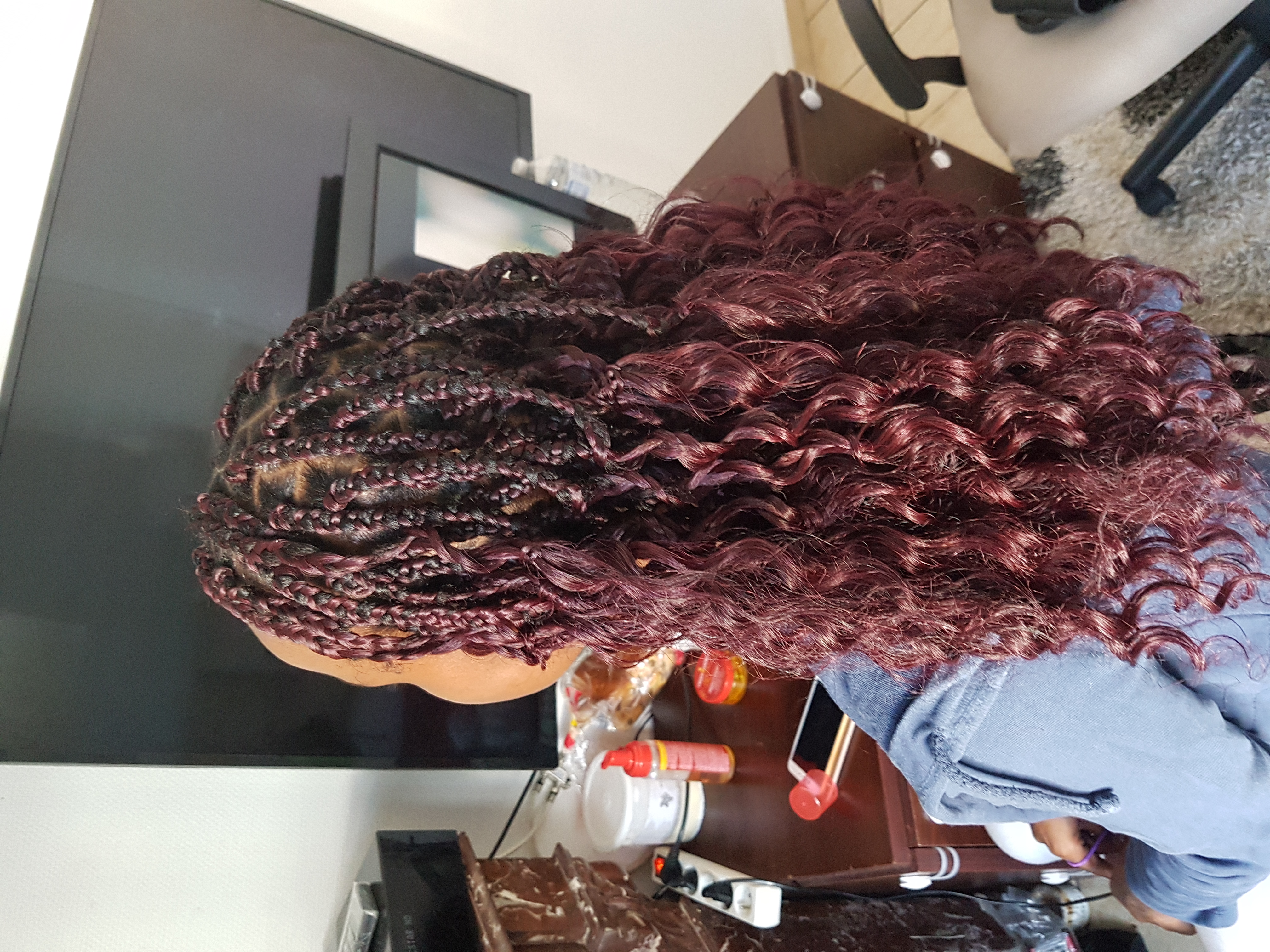 salon de coiffure afro tresse tresses box braids crochet braids vanilles tissages paris 75 77 78 91 92 93 94 95 XBHLHVGL