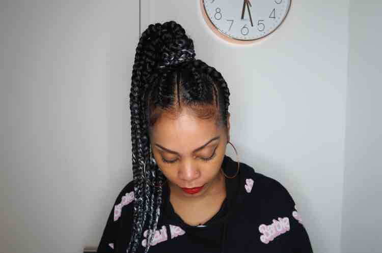 salon de coiffure afro tresse tresses box braids crochet braids vanilles tissages paris 75 77 78 91 92 93 94 95 WYTODNNC