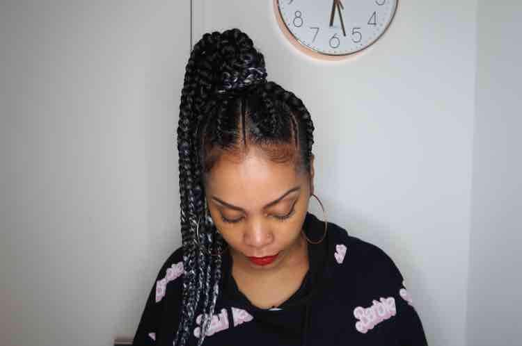 salon de coiffure afro tresse tresses box braids crochet braids vanilles tissages paris 75 77 78 91 92 93 94 95 SMYPBIXF