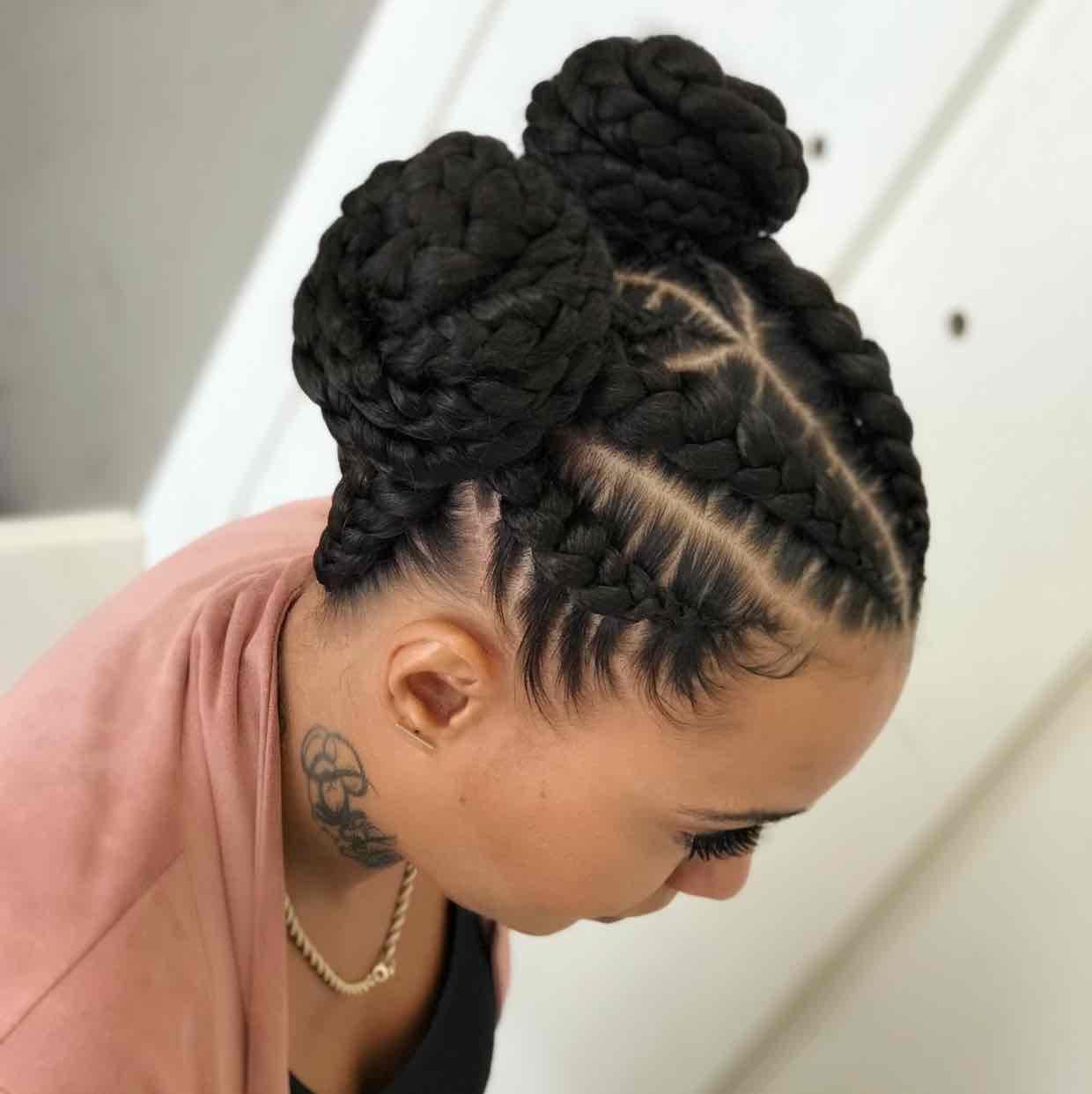 salon de coiffure afro tresse tresses box braids crochet braids vanilles tissages paris 75 77 78 91 92 93 94 95 MANONYEZ
