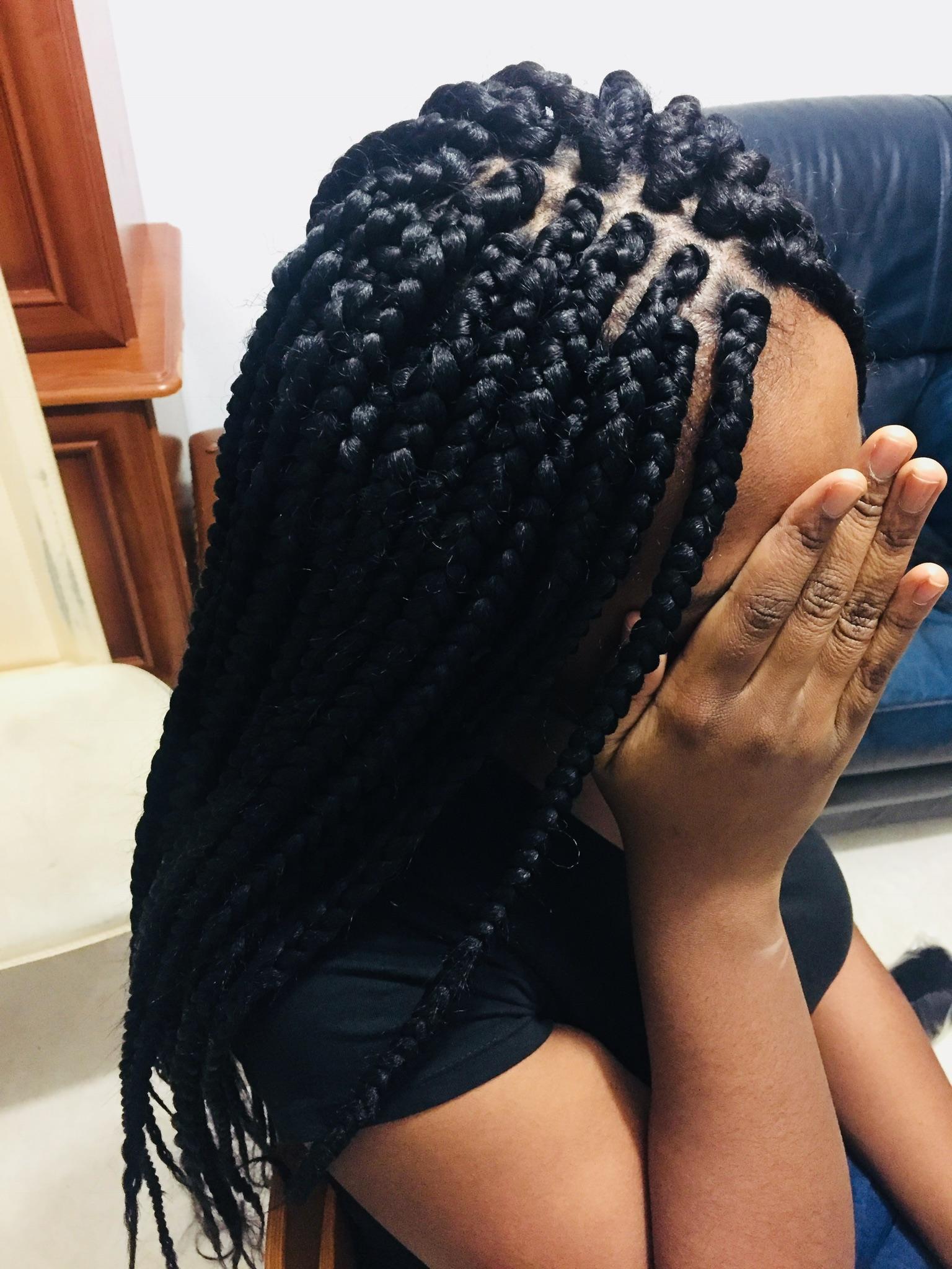 salon de coiffure afro tresse tresses box braids crochet braids vanilles tissages paris 75 77 78 91 92 93 94 95 EHSXBTUH