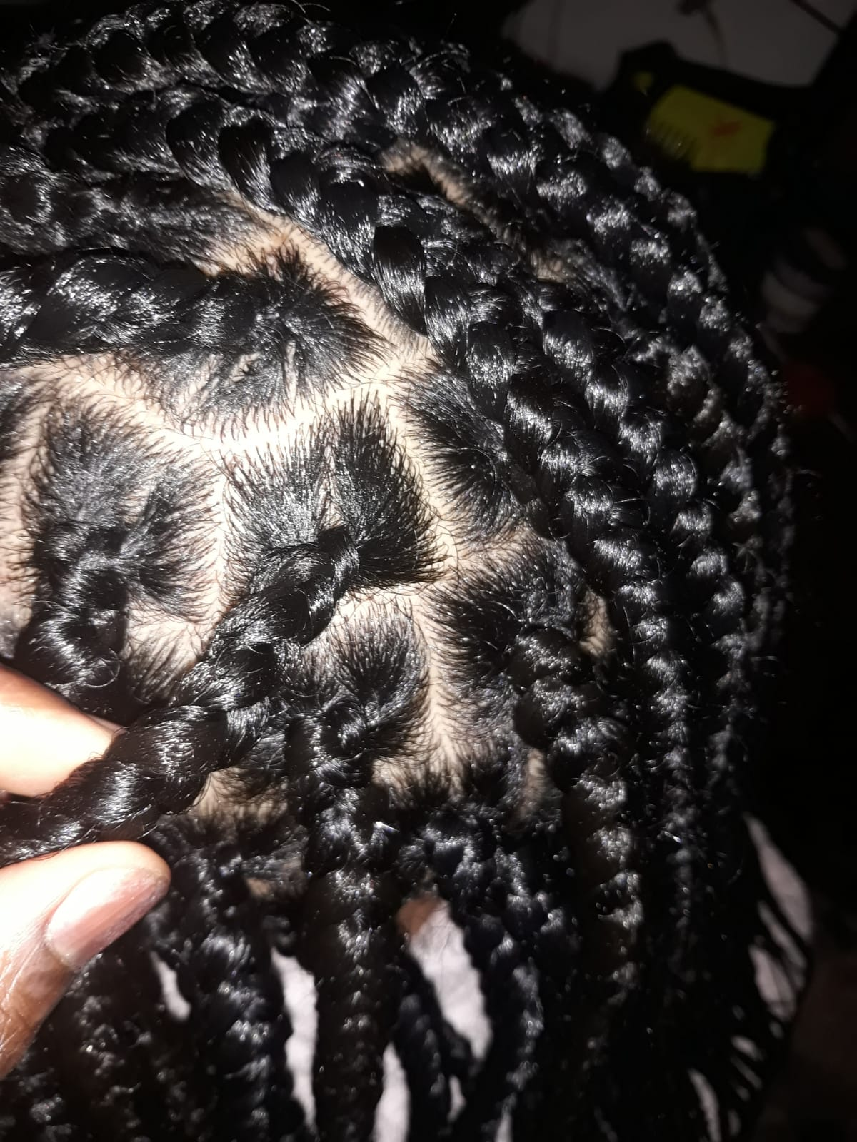 salon de coiffure afro tresse tresses box braids crochet braids vanilles tissages paris 75 77 78 91 92 93 94 95 QMSAIWNI