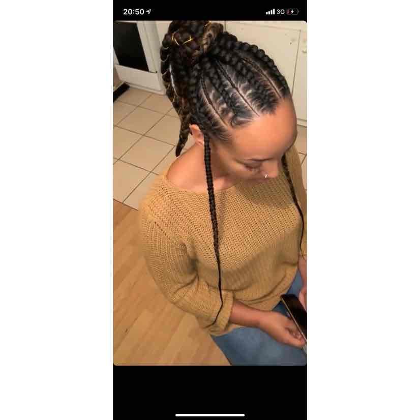 salon de coiffure afro tresse tresses box braids crochet braids vanilles tissages paris 75 77 78 91 92 93 94 95 IASHOFLG