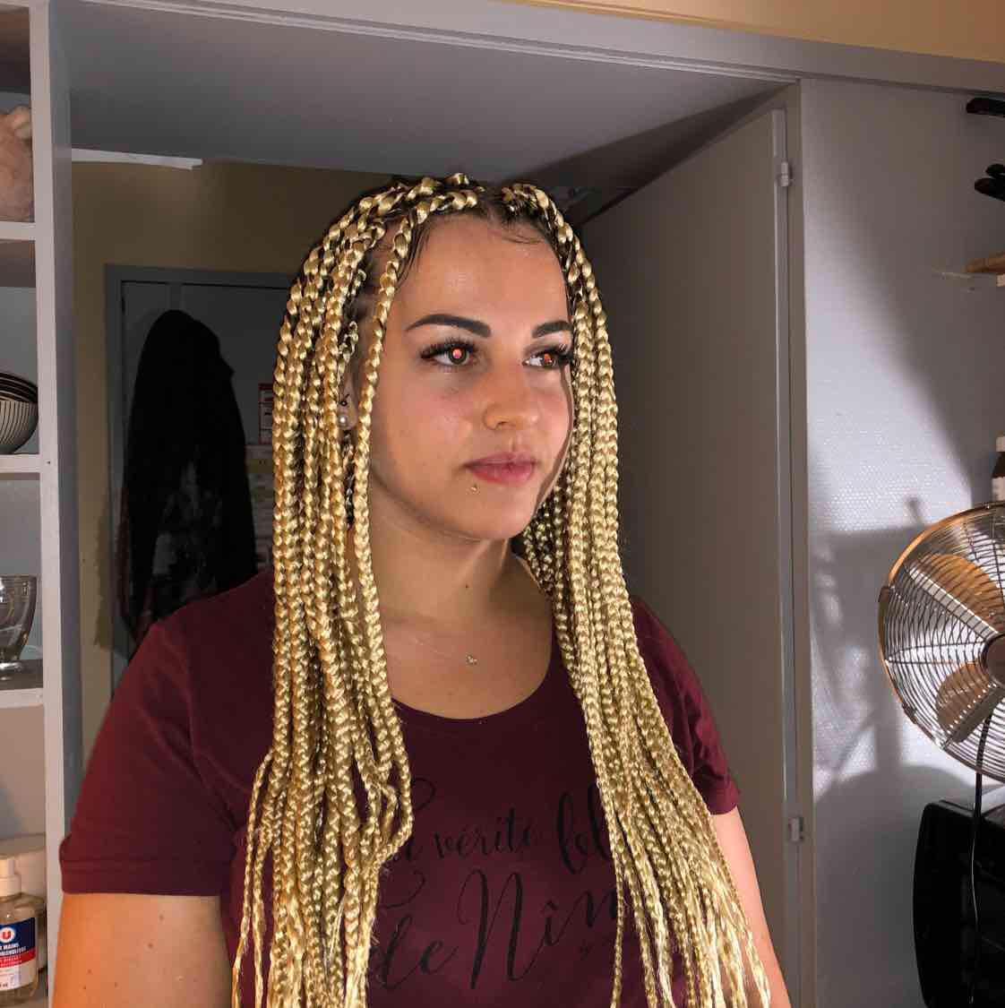 salon de coiffure afro tresse tresses box braids crochet braids vanilles tissages paris 75 77 78 91 92 93 94 95 GBQNHHIL