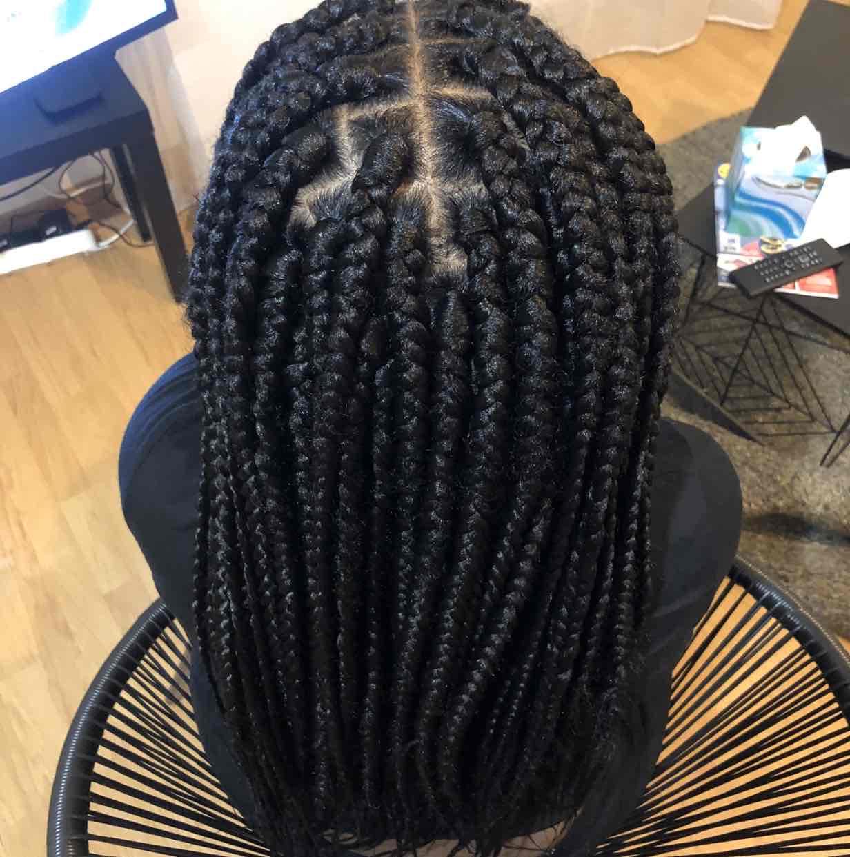 salon de coiffure afro tresse tresses box braids crochet braids vanilles tissages paris 75 77 78 91 92 93 94 95 GWWOODEC