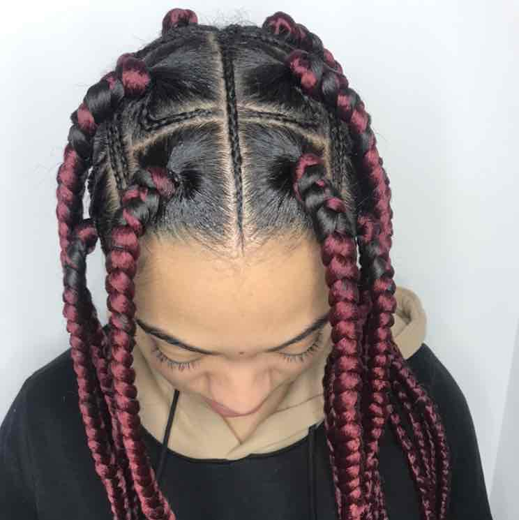 salon de coiffure afro tresse tresses box braids crochet braids vanilles tissages paris 75 77 78 91 92 93 94 95 SAALPOEC