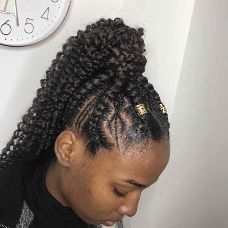 salon de coiffure afro tresse tresses box braids crochet braids vanilles tissages paris 75 77 78 91 92 93 94 95 YLJKAKPS