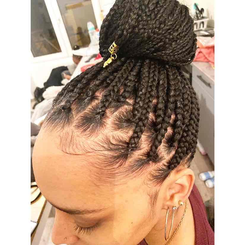 salon de coiffure afro tresse tresses box braids crochet braids vanilles tissages paris 75 77 78 91 92 93 94 95 WKQOYJZC