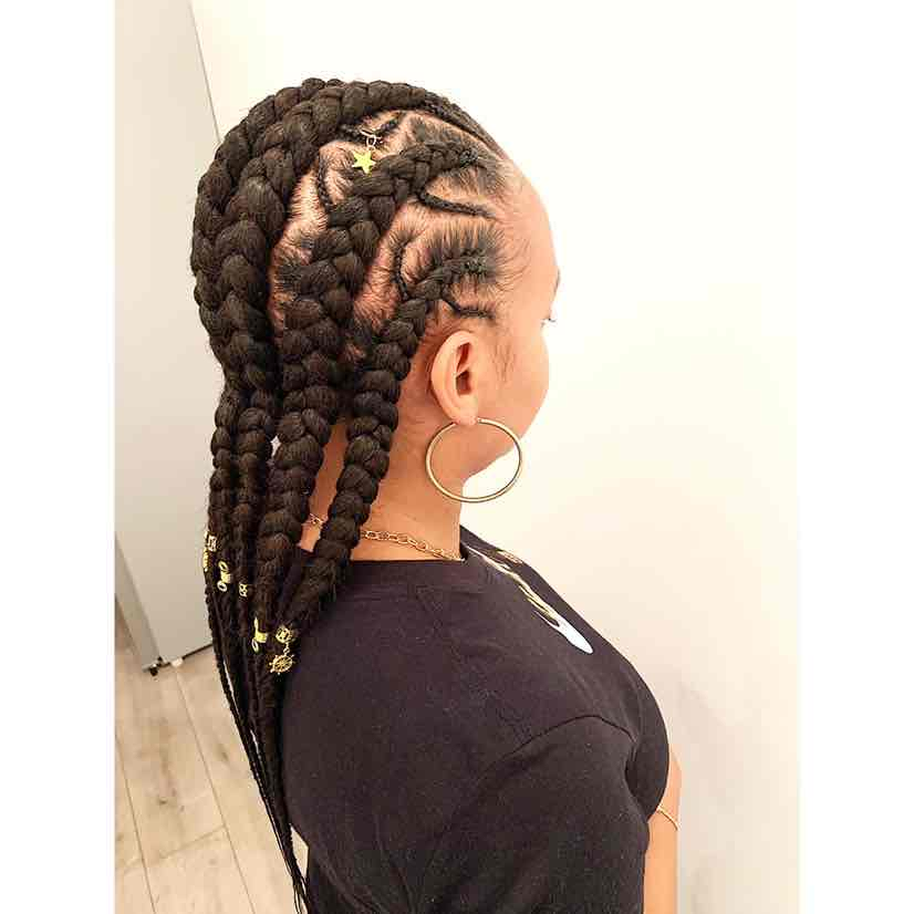 salon de coiffure afro tresse tresses box braids crochet braids vanilles tissages paris 75 77 78 91 92 93 94 95 MLNJYKKG