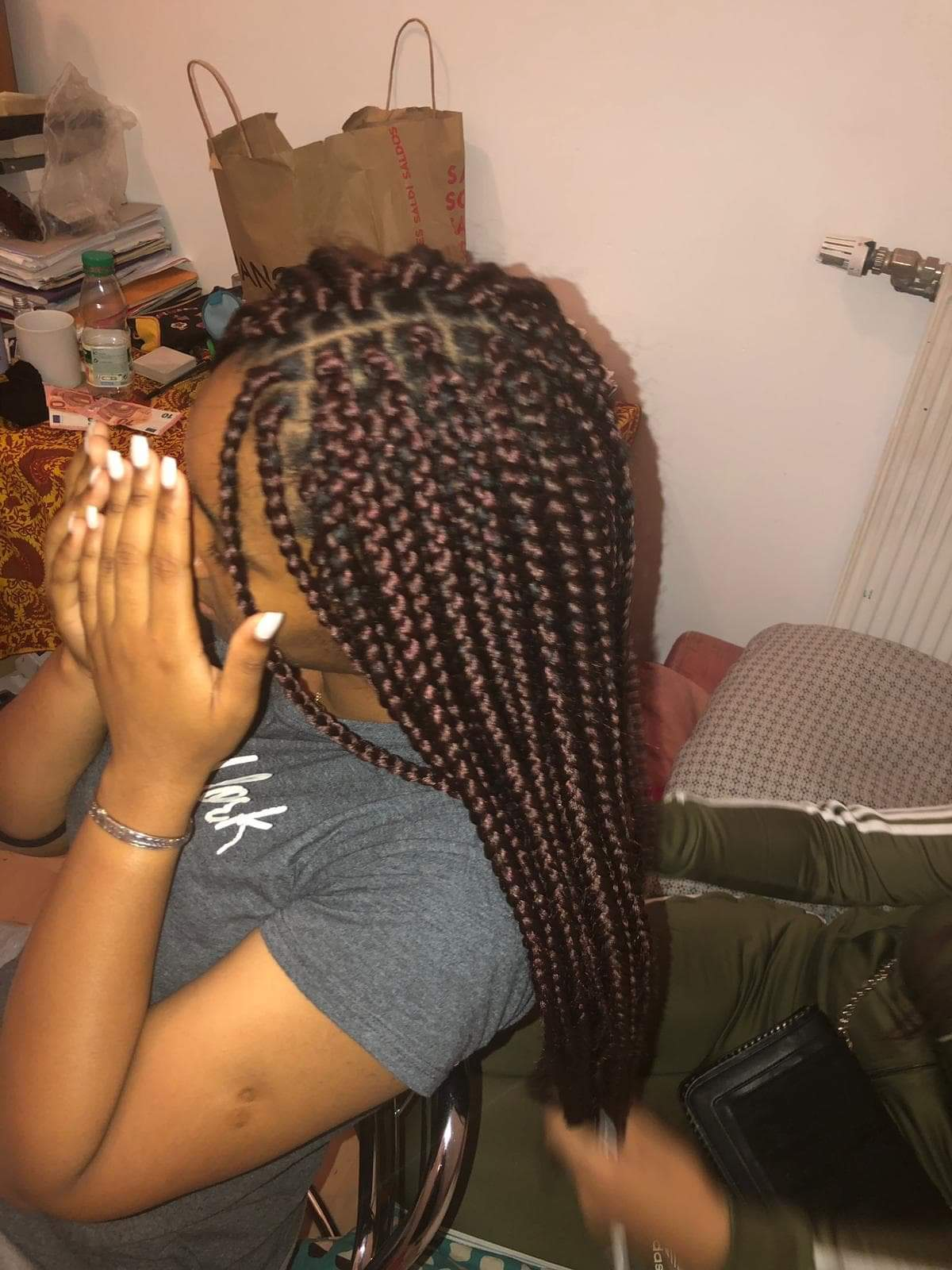 salon de coiffure afro tresse tresses box braids crochet braids vanilles tissages paris 75 77 78 91 92 93 94 95 OKQFHTYX