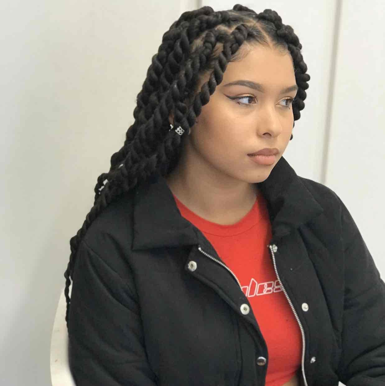 salon de coiffure afro tresse tresses box braids crochet braids vanilles tissages paris 75 77 78 91 92 93 94 95 LCTAIASP