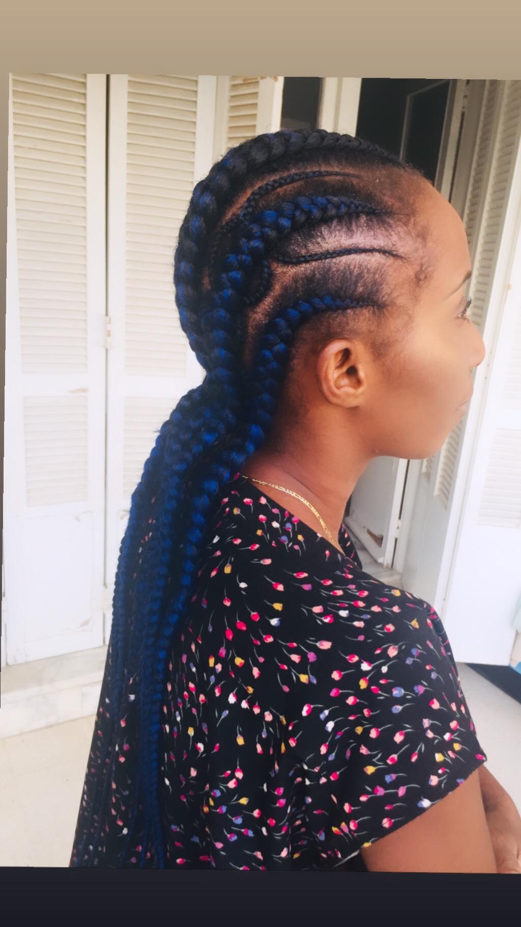 salon de coiffure afro tresse tresses box braids crochet braids vanilles tissages paris 75 77 78 91 92 93 94 95 KZAWBQKB
