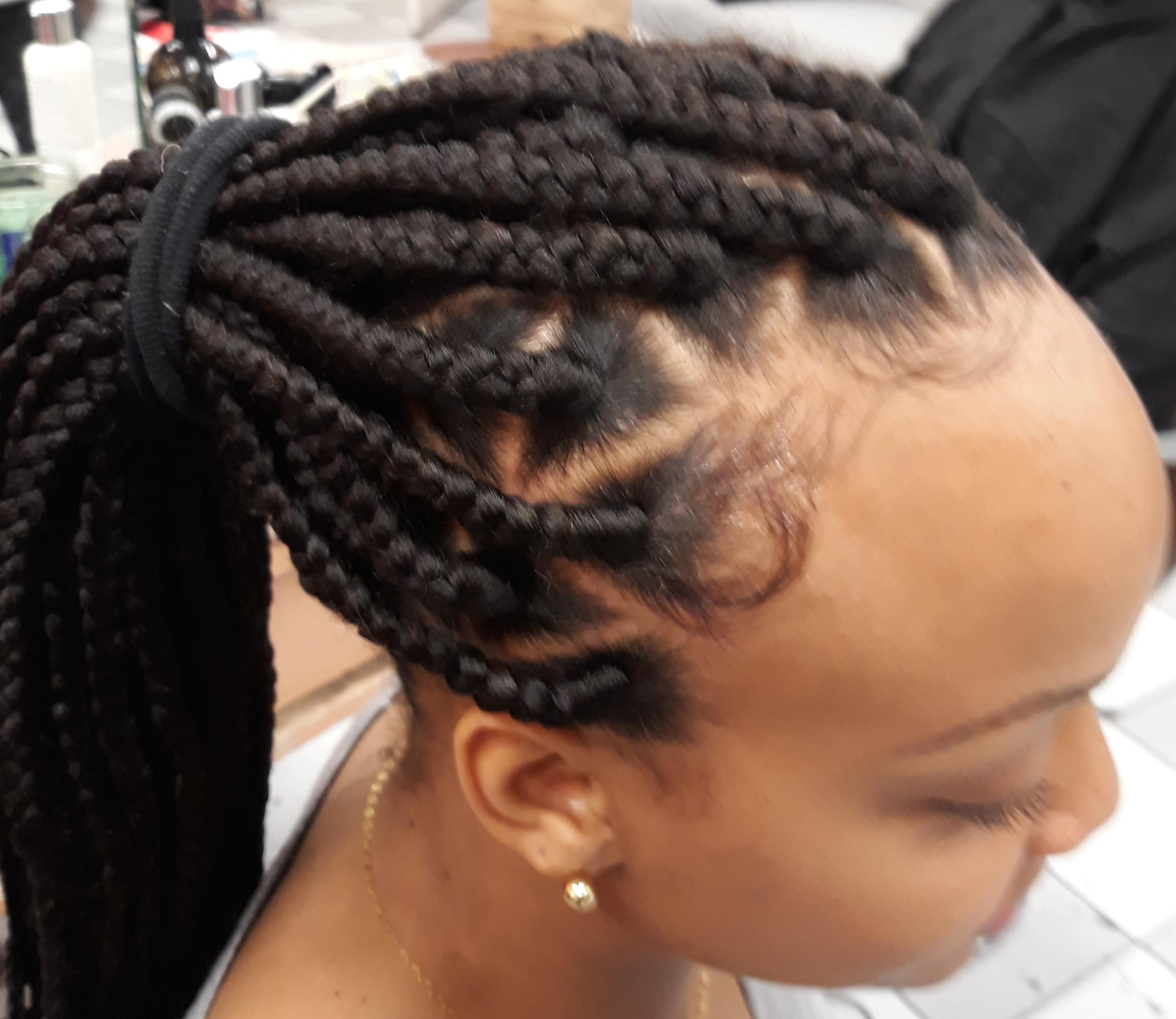 salon de coiffure afro tresse tresses box braids crochet braids vanilles tissages paris 75 77 78 91 92 93 94 95 KEVBUYWX